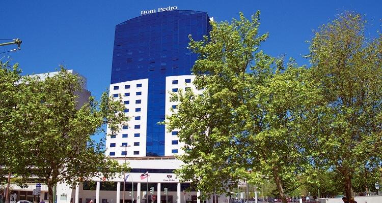 Ihr Hotel auf Ihrer Reise nach Lissabon: Das Dom Pedro Hotel
