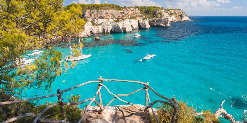 Die Buchen auf Menorca sind einzigartig und absolut himmlisch. Sie werden sich verlieben!