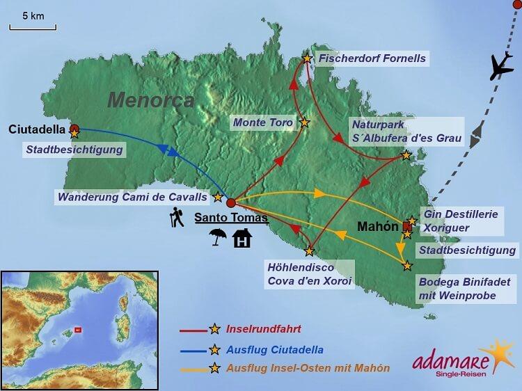 adamare-singlereisen-reiseroute-menorca