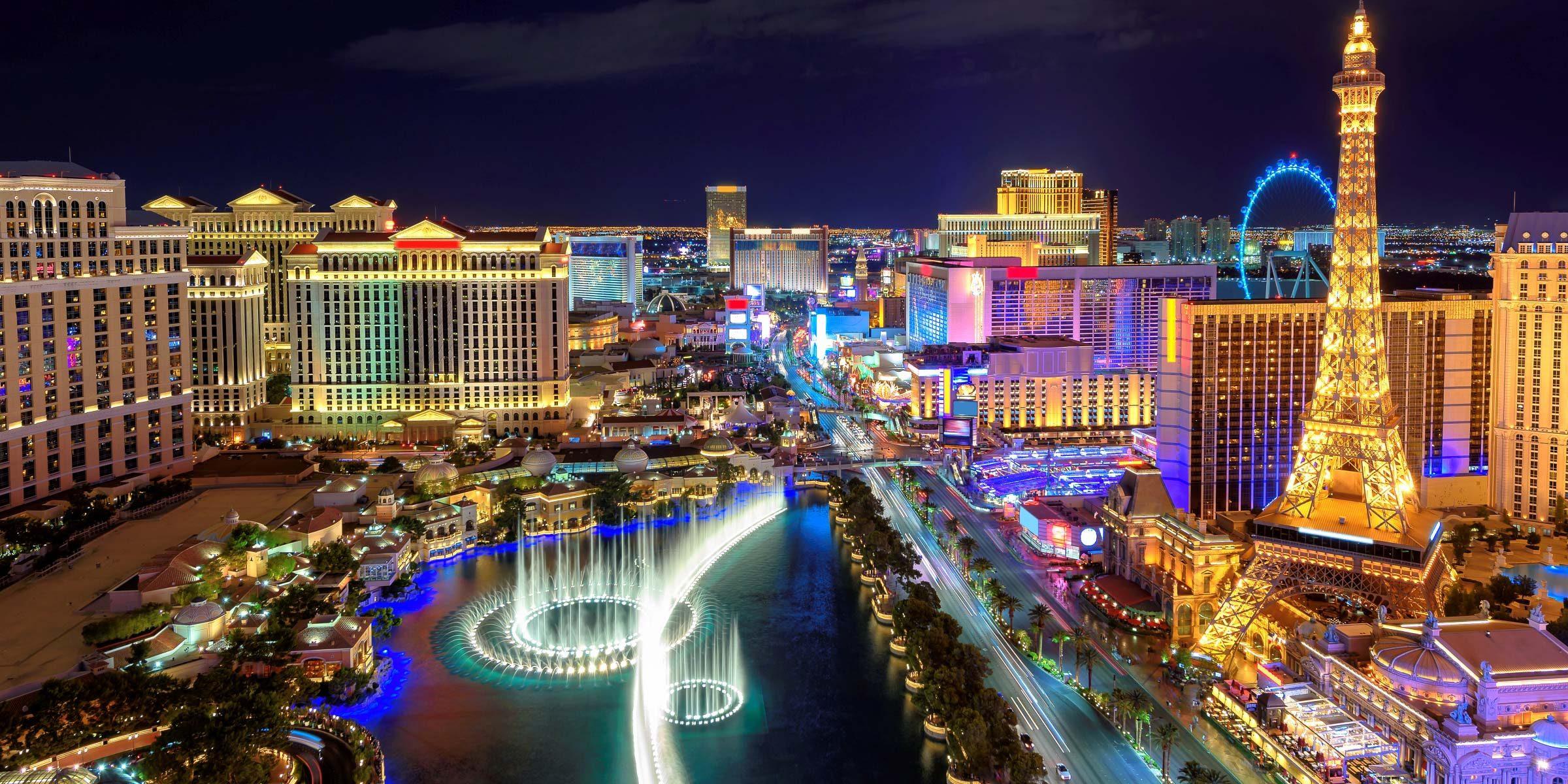 Erfüllen Sie sich Wünsche auf dem Strip in Las Vegas