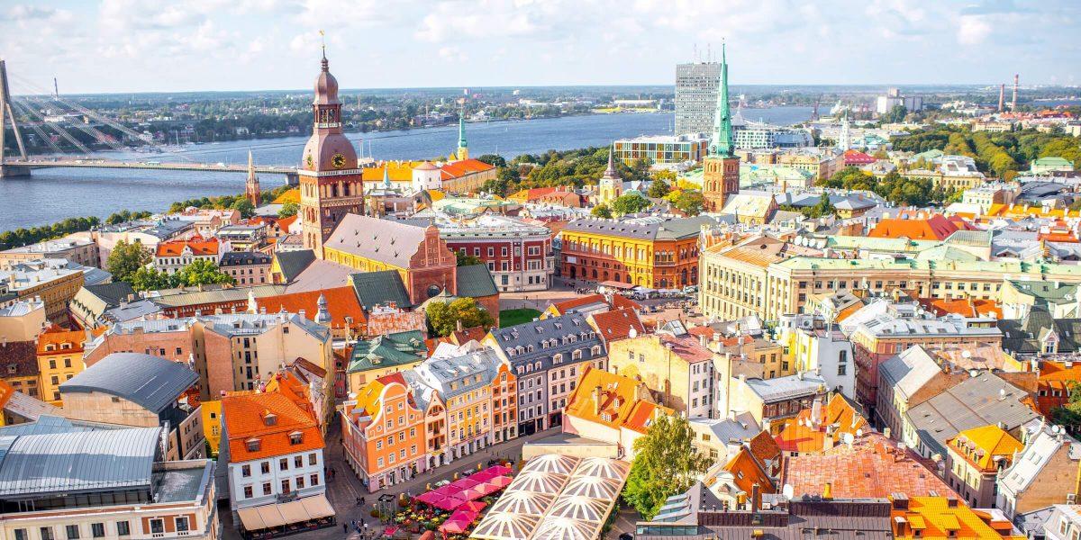 Riga hat eine einzigartige, bunte Altstadt die ihren ganz einen Charme hat