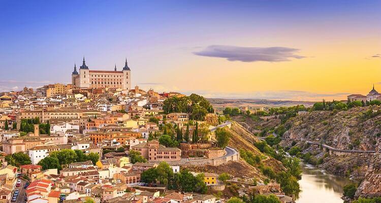 Toledo ist eines der Städte-Highlights Spaniens