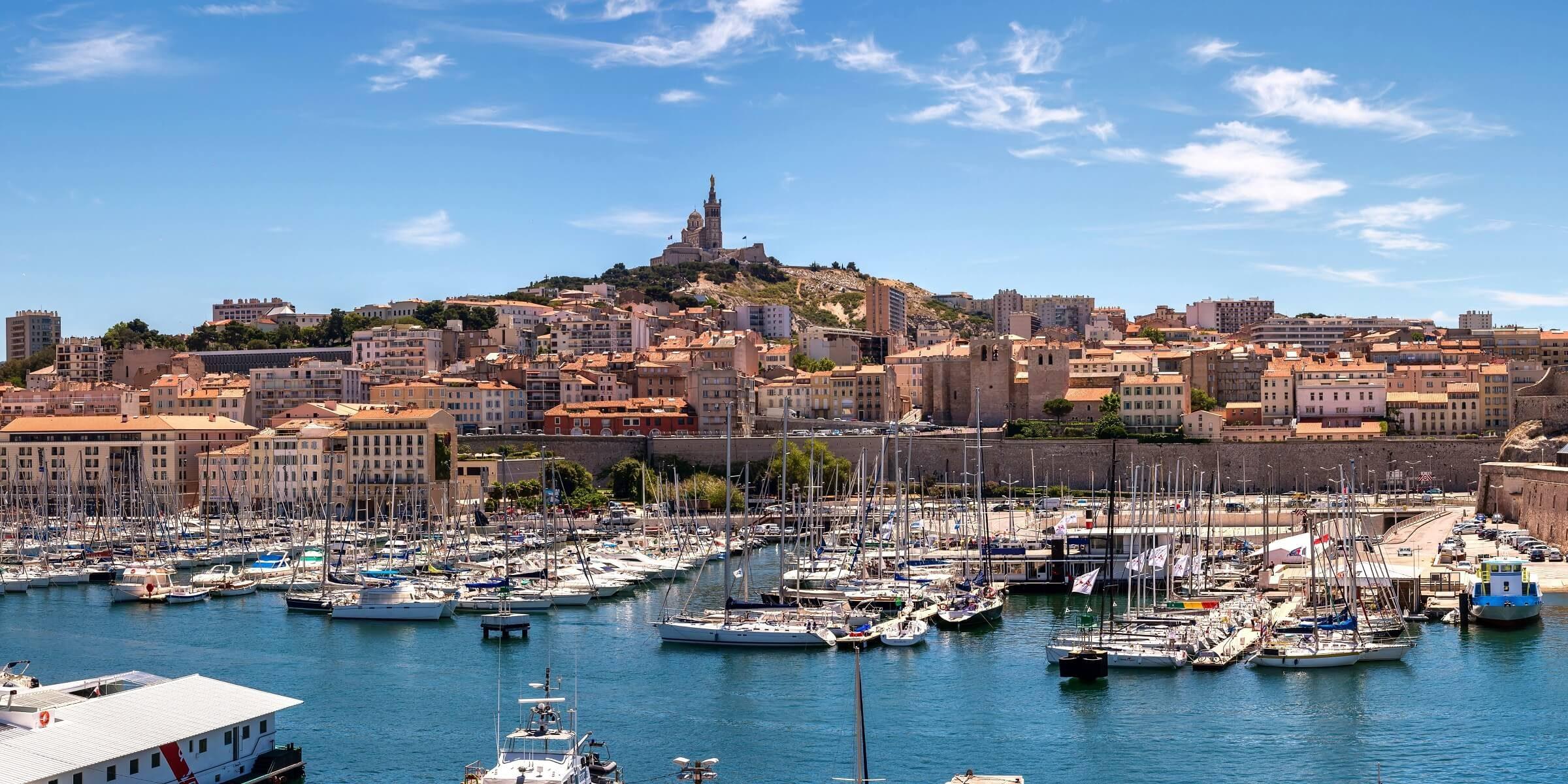 Kleine Häfen in Südfrankreich laden zum Bummeln und Staunen ein