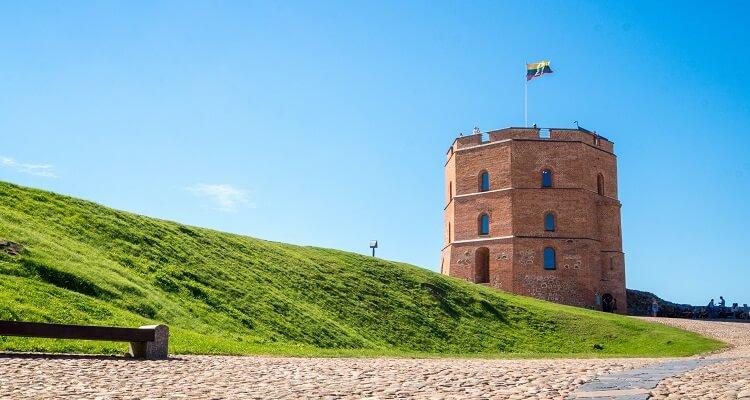 Die Hauptstadt von Litauen: Vilnius