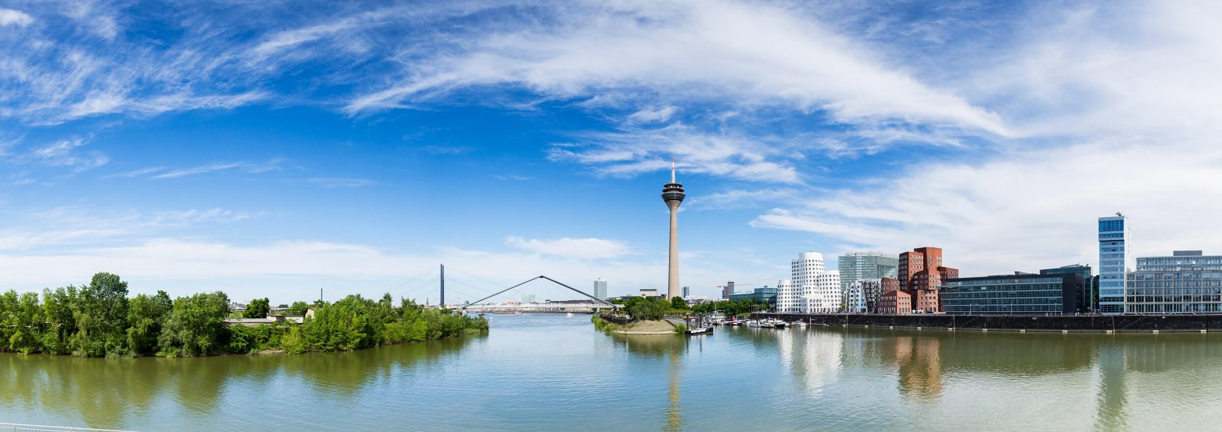 Get Together auf dem Rhein