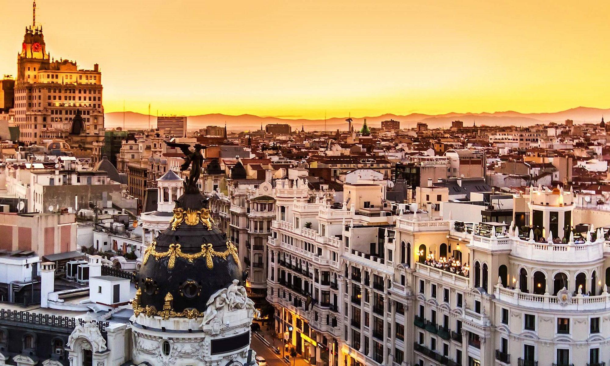 Reisen Sie mit uns nach Madrid und erleben den spanischen Flair live