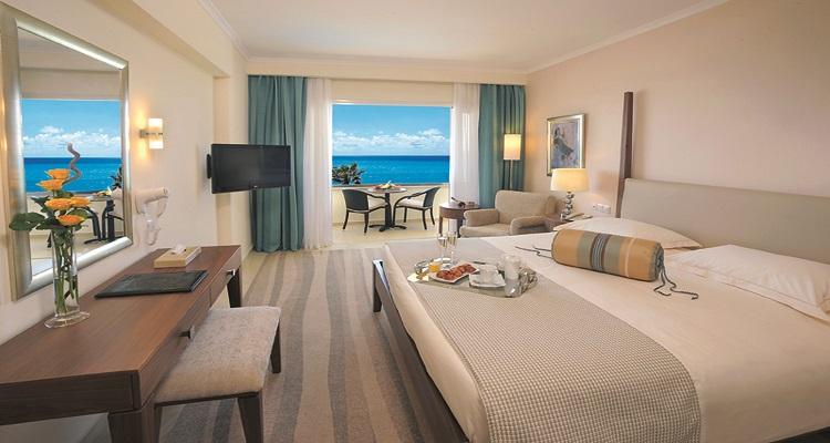 Zimmerbeipsiel für ein Zimmer im Alexander Hotel auf Zypern