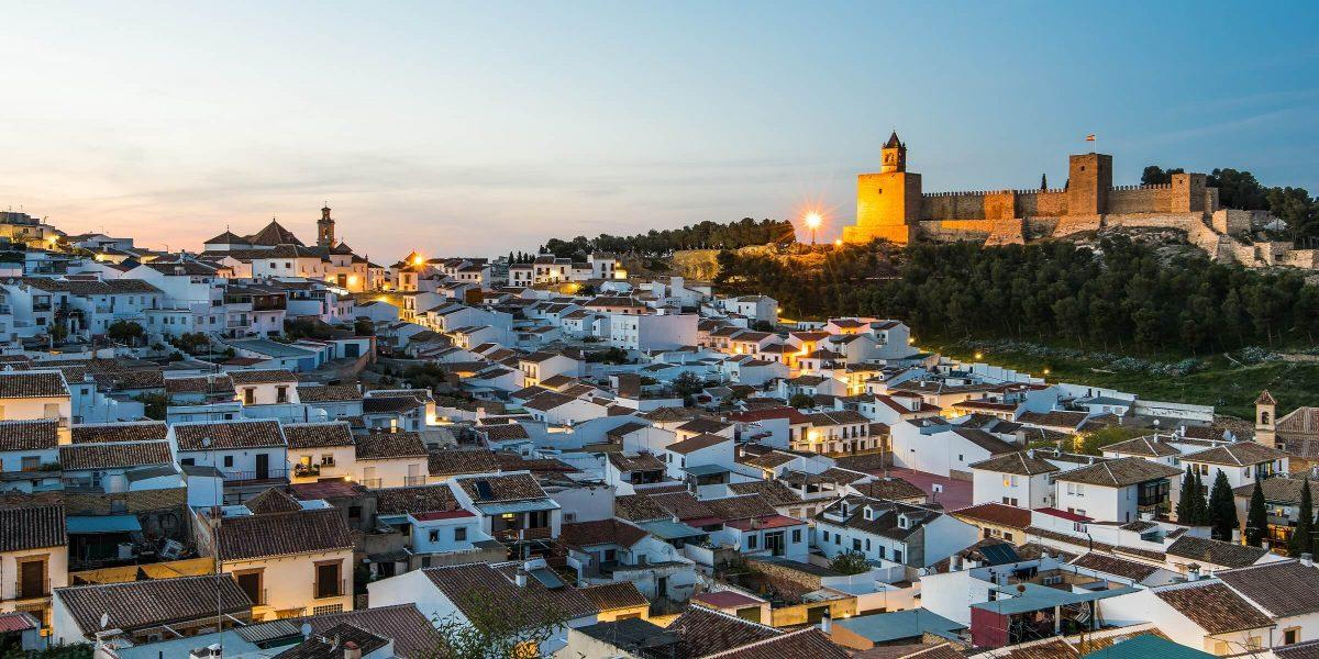 Die Stadt Antequera hat ihren ganz eignen verzaubernden Charme