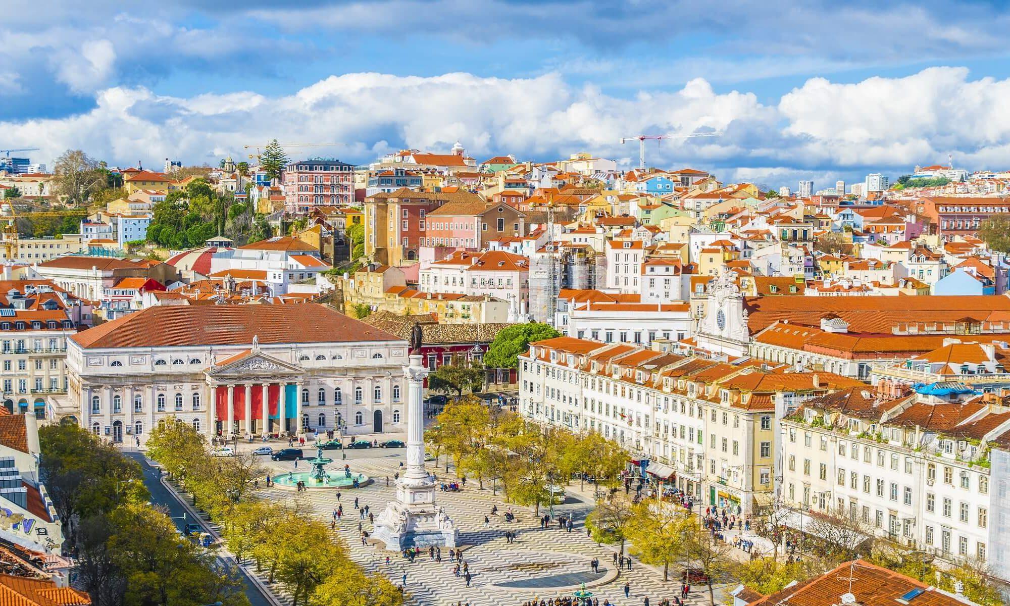 singlereisen-portugal-lissabon-platz
