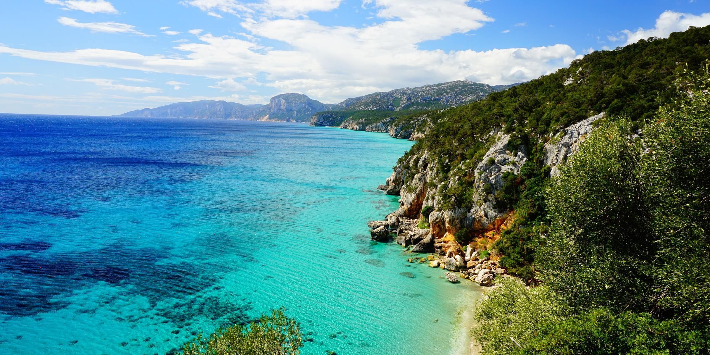 Paradiesische Verhältnisse an der Küste Sardiniens