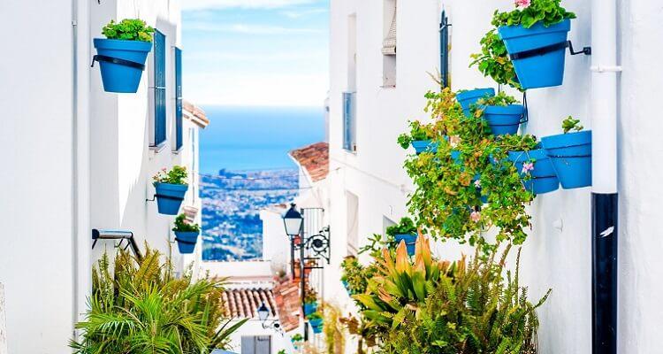 Die wunderschönen weißen Dörfer in Andalusien