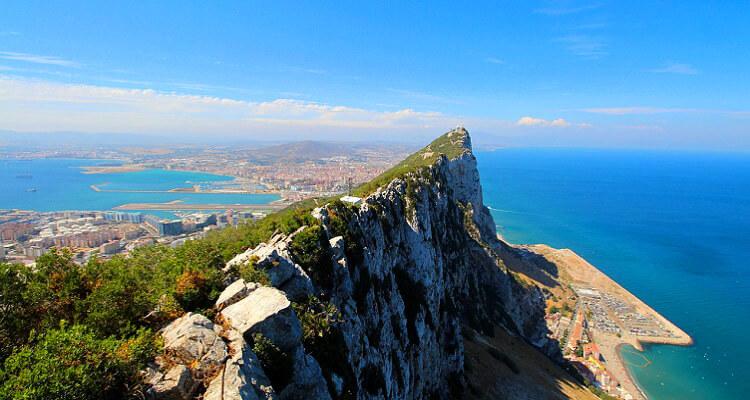 Gibralta, das Land der Affen, Delfine und Wahle