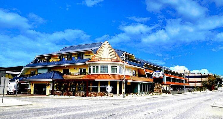Das Prestige Beach Hotel in Kanada auf Ihrer Singlereise