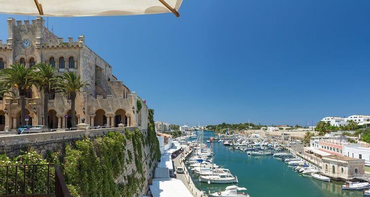 Die schönste Stadt der Insel ist definitiv Ciutadella, Menorca