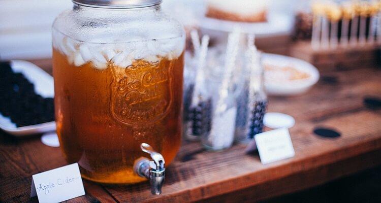 Santé ist der leckerste Apfelwein den Sie in der Normandie trinken können