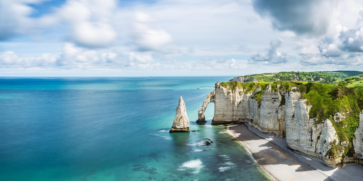 Singleurlaub in der Normandie