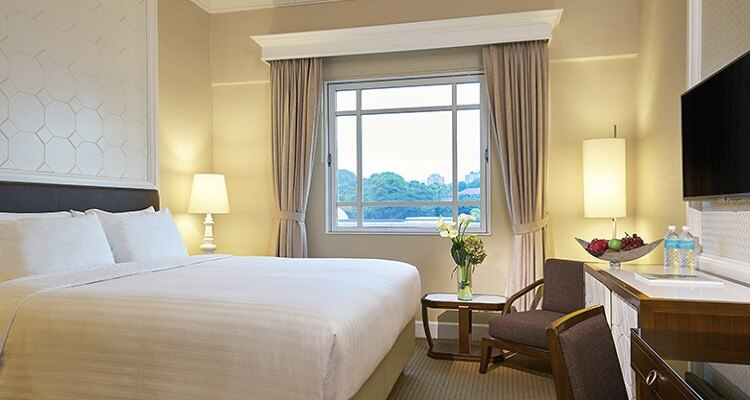 Ein Zimmerbeispiel für Ihr Hotel in Singapur