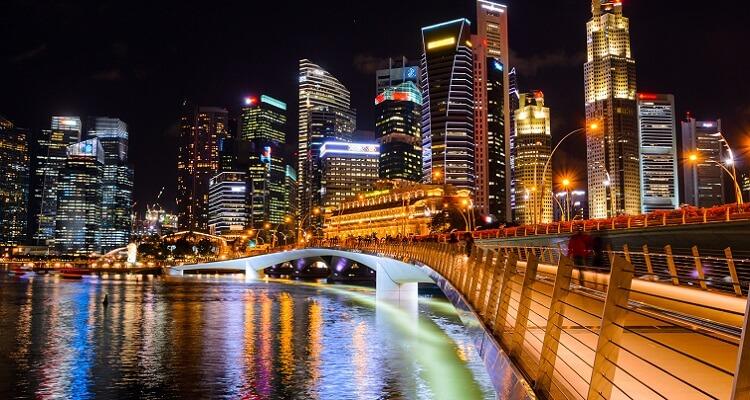 Singapur ist eine der saubersten Städte der Welt