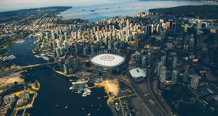 Auf Ihrer Singlereise nach Kanda besuchen Sie Vancouver