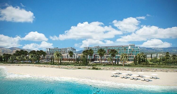 Ihr Hotel während Ihrem Single Urlaub in Zypern: das Amavi Hotel