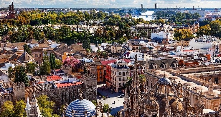 Das Altstadt-Labyrinth von Sevilla