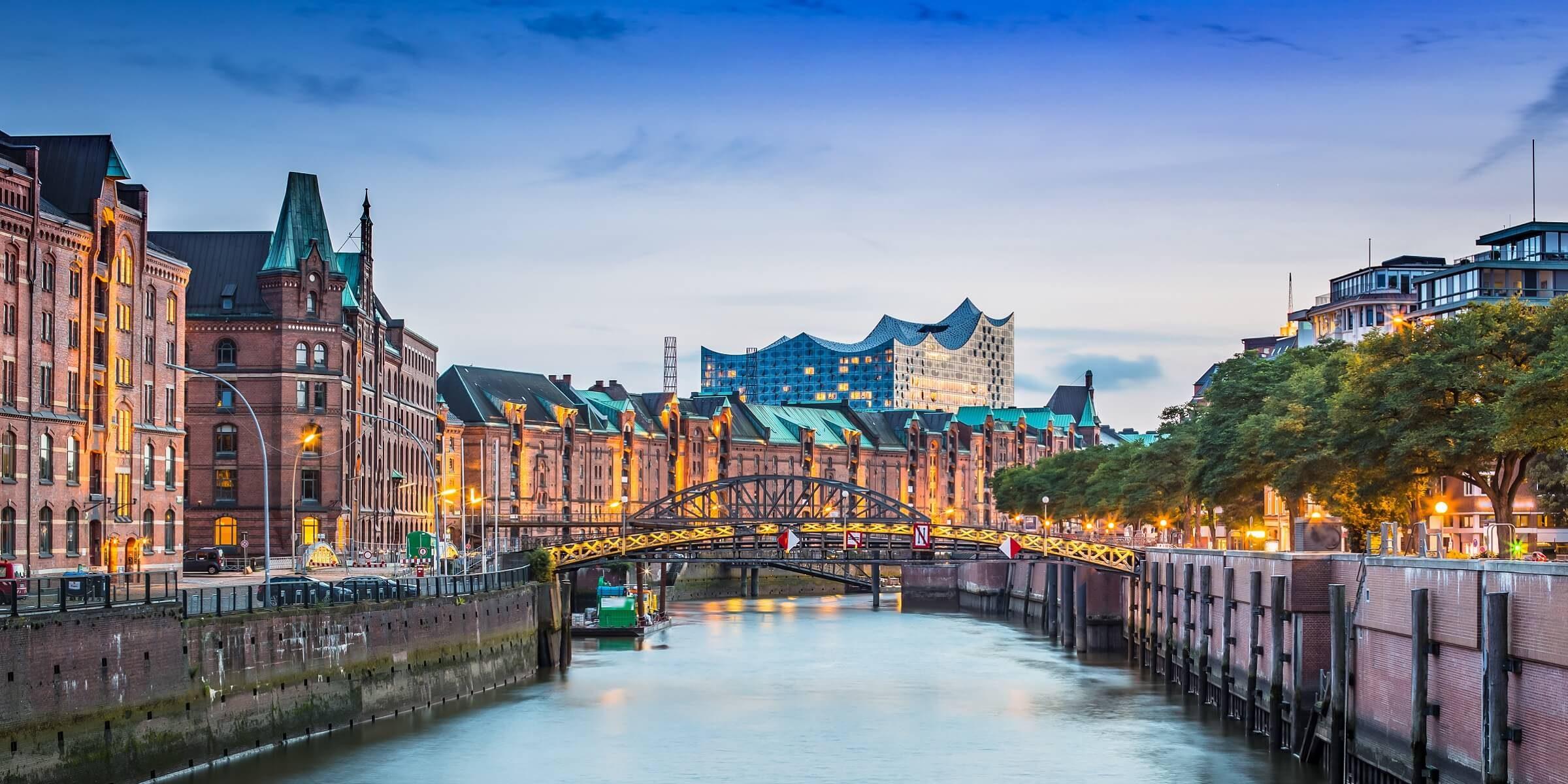 Das Get Togehter findet 2019 in Hamburg statt