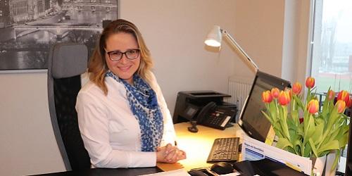 Tanja Brandstötter aus dem adamare-Team