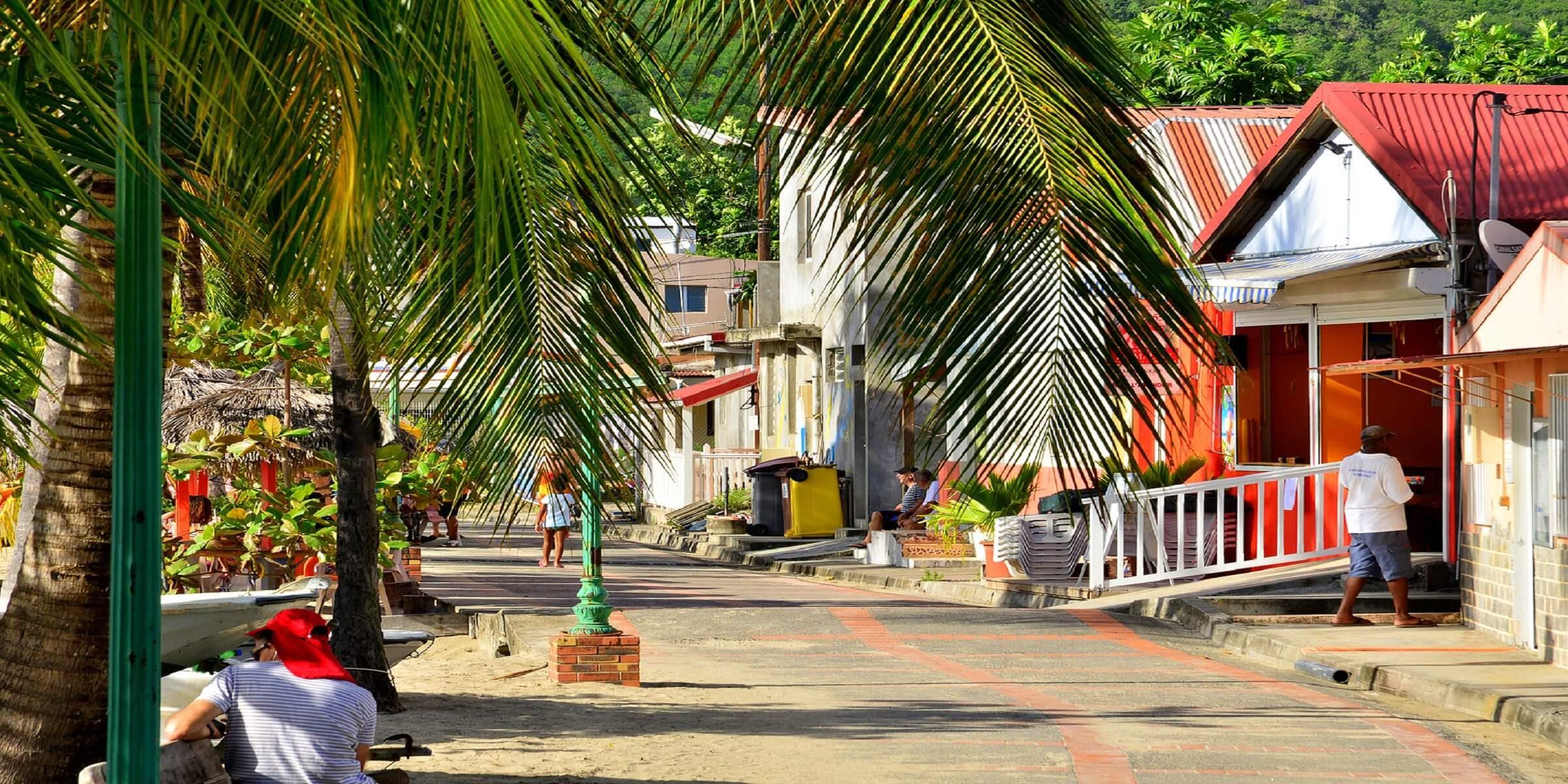 Les Anses auf Martinique