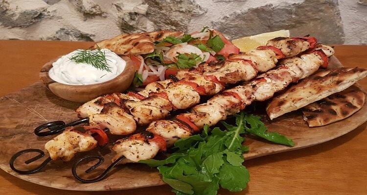 Feines griechisches Essen