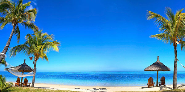 In Mauritius warten traumhafte Strände auf Sie