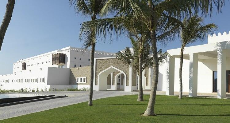 Willkommen im Al Baleed Resort Salalah im Oman