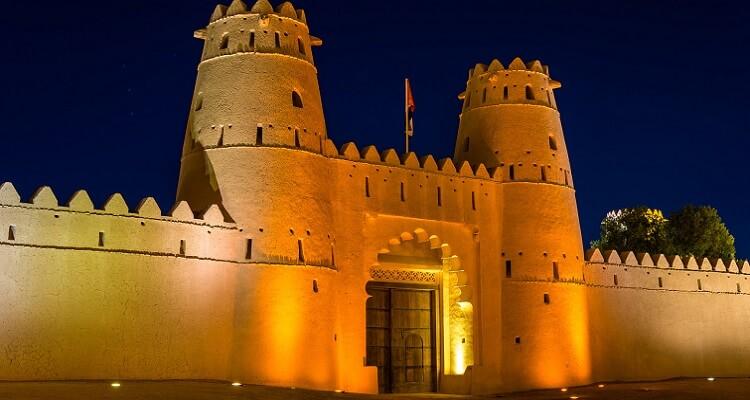 Da Al Jahili Fort in Al Ain