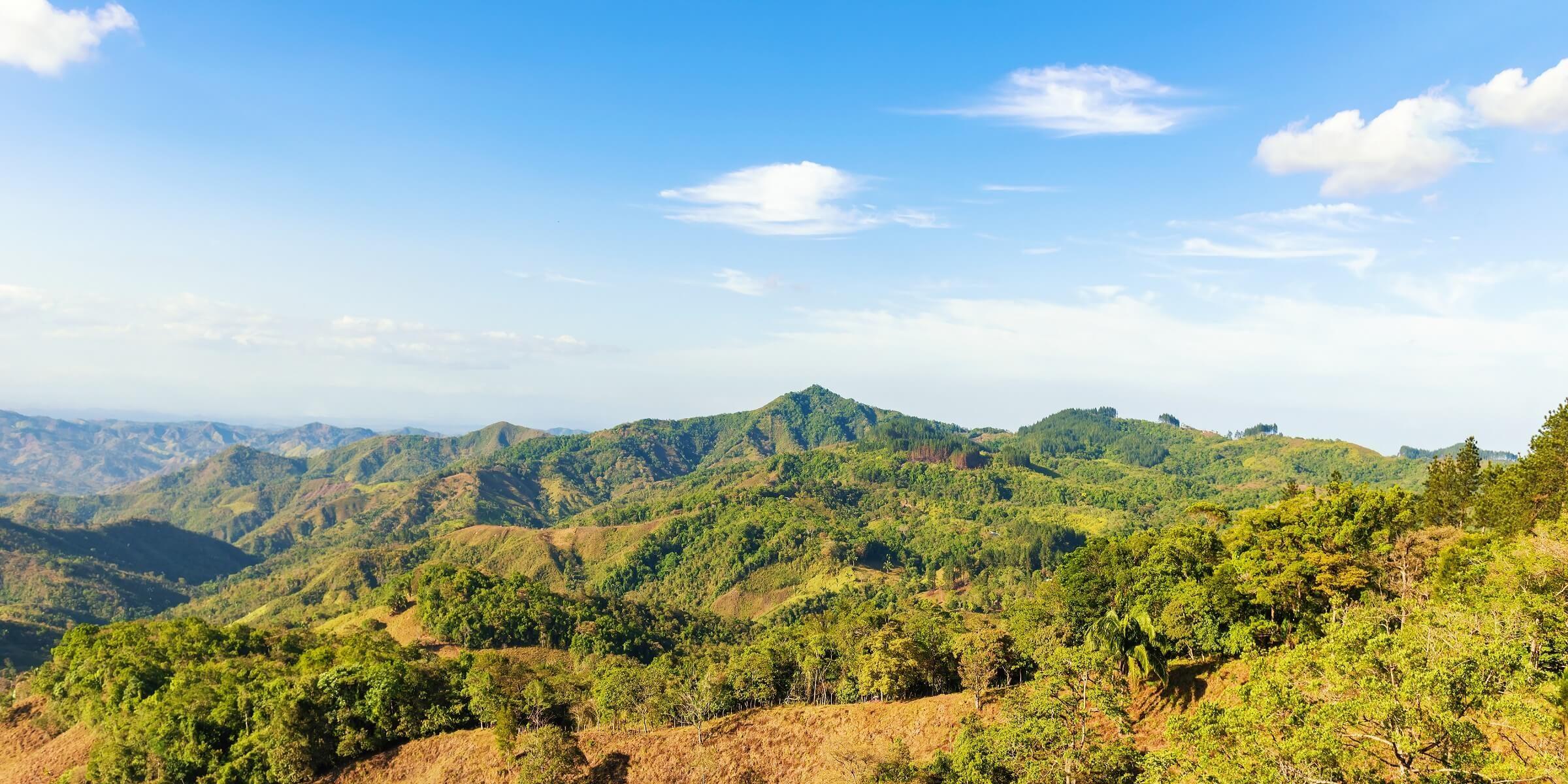 Atemberaubende Natur in Panama