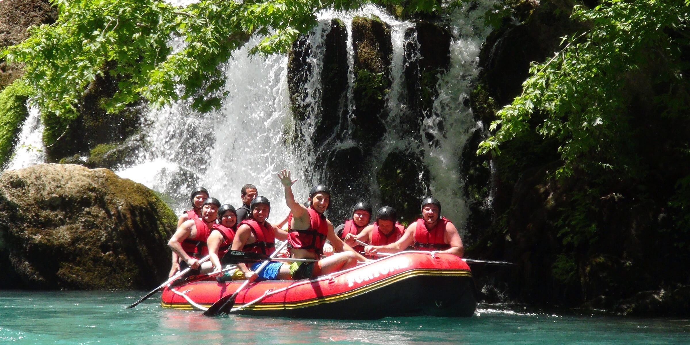 Rafting in Costa Rica