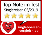 singlereisen Top Note im Test