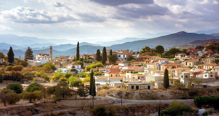 Sonnenaufgang auf Zypern