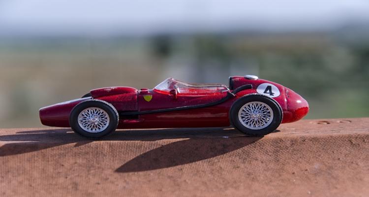 Das Ferrari Museum in Bologana
