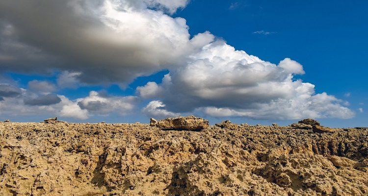 Klippe auf Zypern