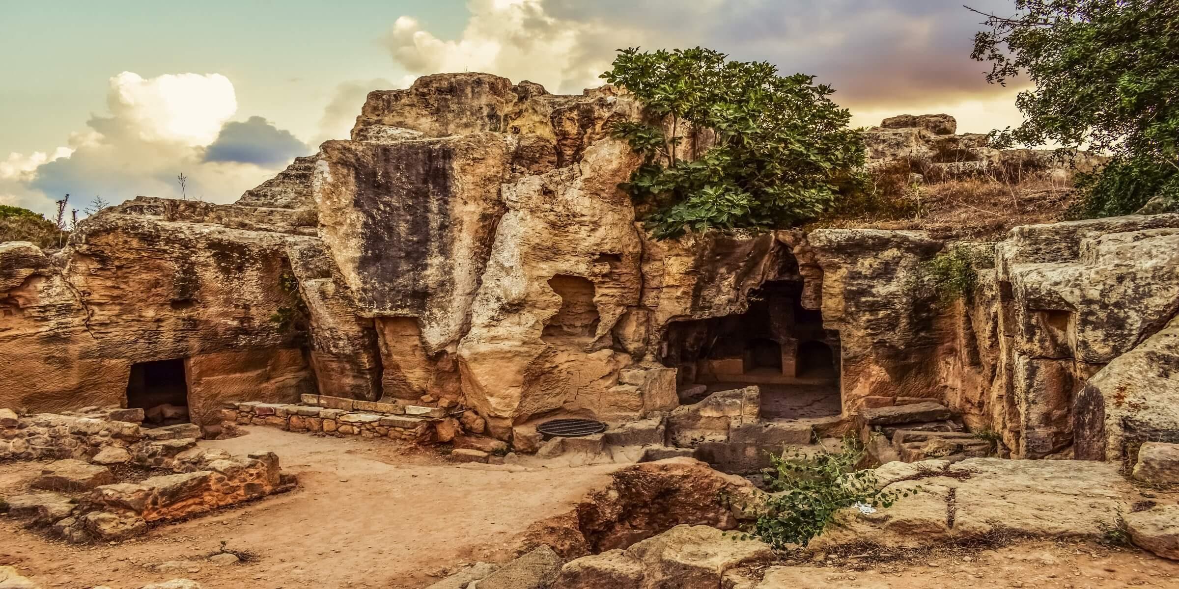 Höhle in Paphos