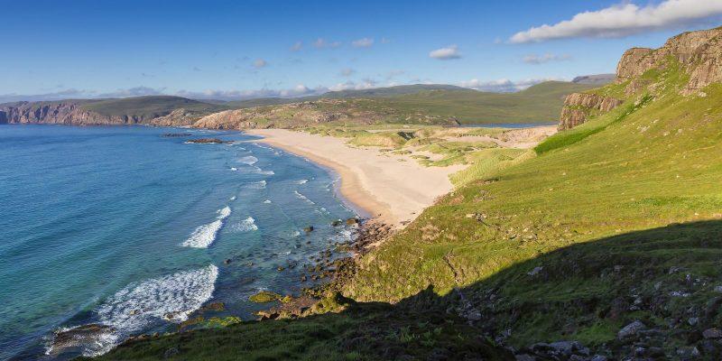 Reisetipps Schottland: Sandwood Bay