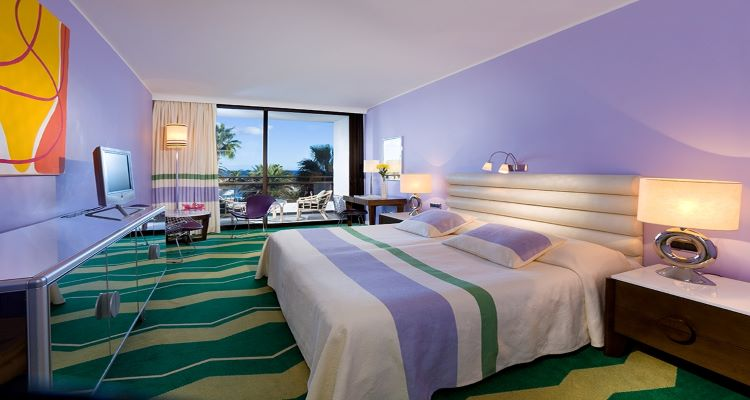 Hotel zimmer auf einer Singlereise nach Gran Canaria
