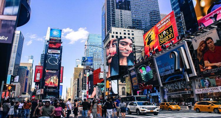 singles auf reise in new york