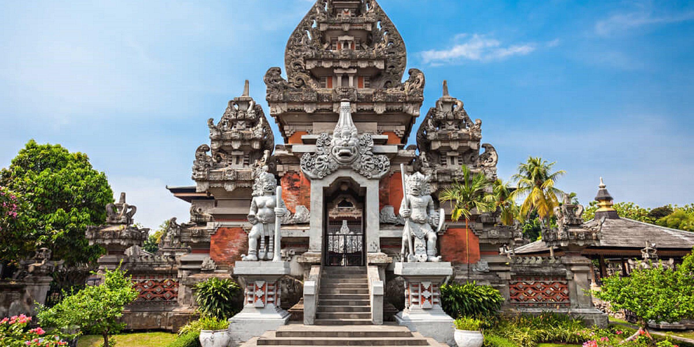 Tempel bei adamare SingleReisen auf Bali