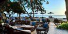 Der Außenbereich im Hyatt Regency Bali
