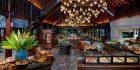 Das Buffetrestaurant im Hyatt Regency Bali