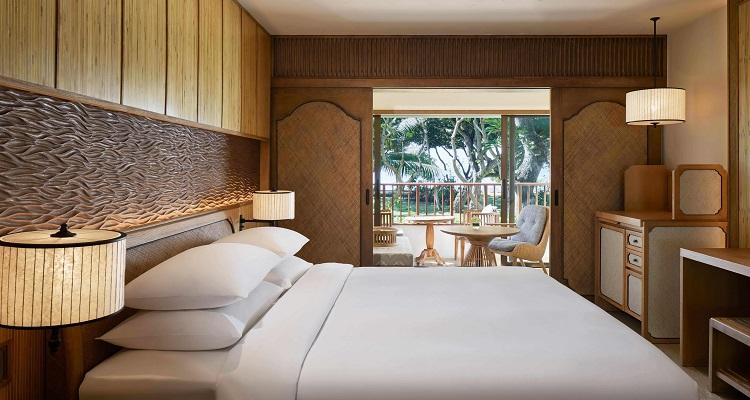 Die Zimmer im Hyatt Regency Bali