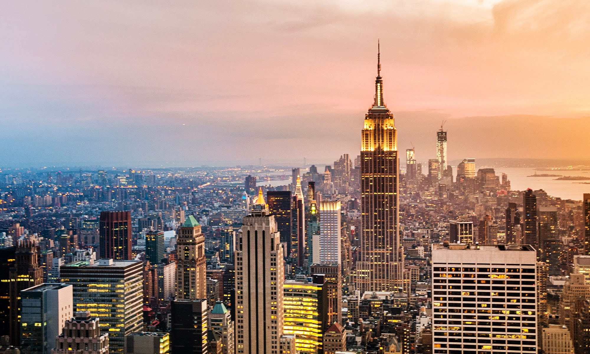 Die New Yorker Skyline