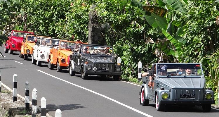 Jeep Tour auf Bali mit adamare SingleReisen