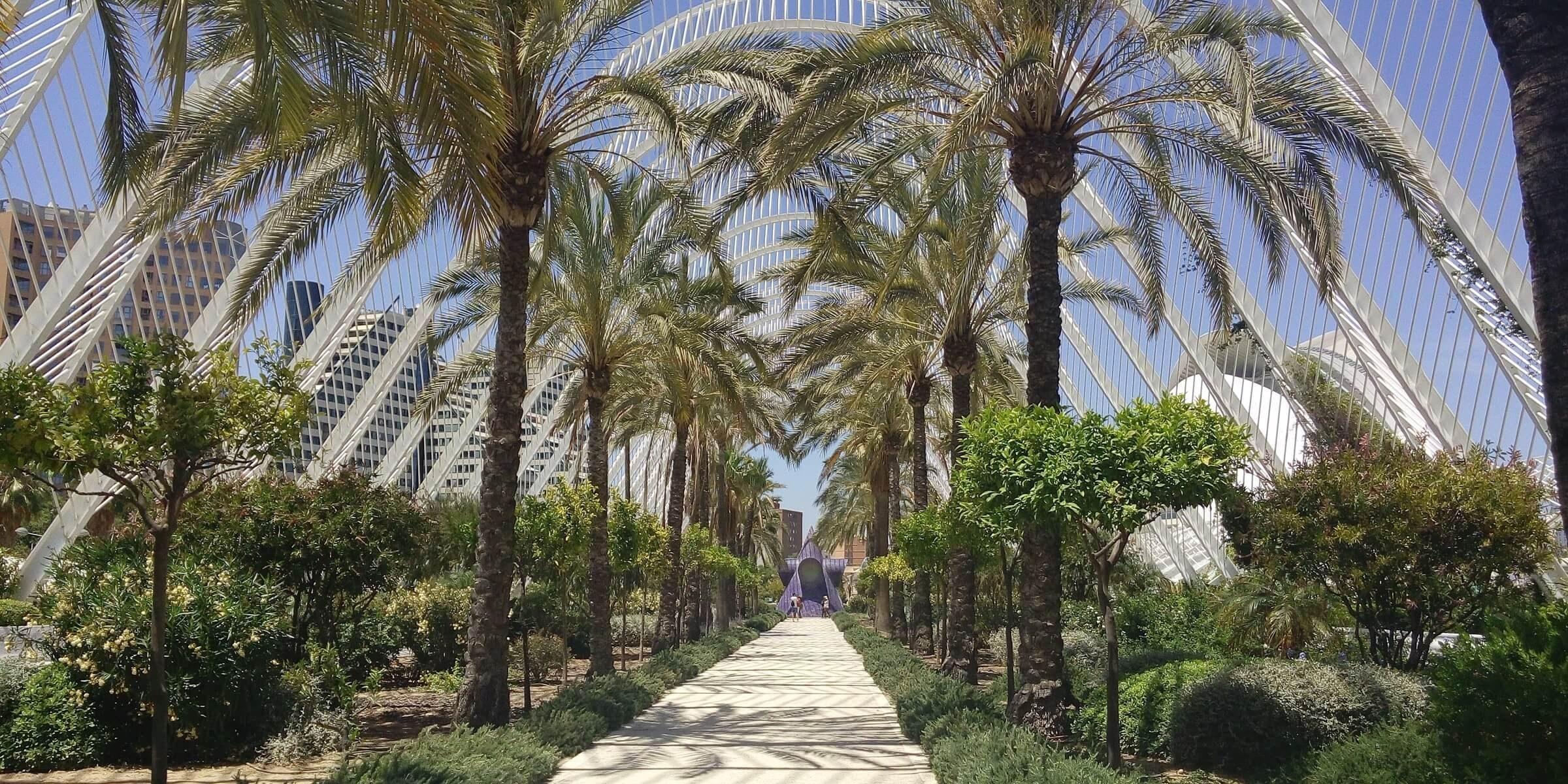 Valencia Innenstadt
