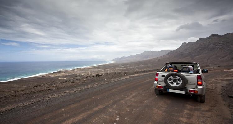 Jeep Tour Fuerte Ventura